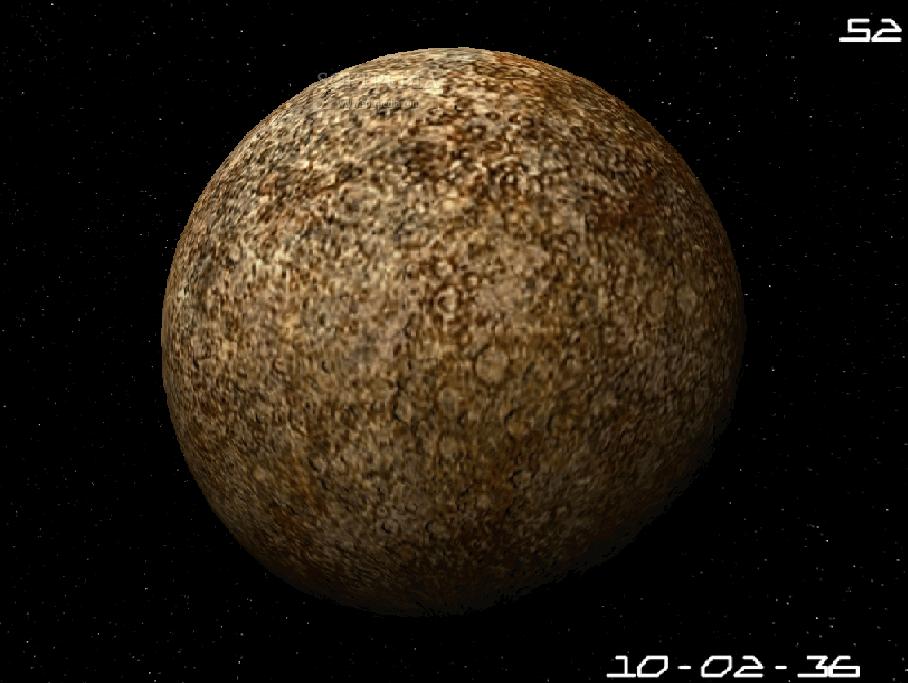 color planet mercury - 908×683