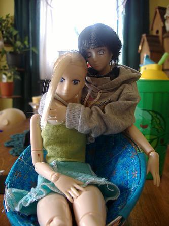 Куклы из наруто